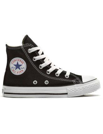 chuck taylor high top  david jones  childrens shoes