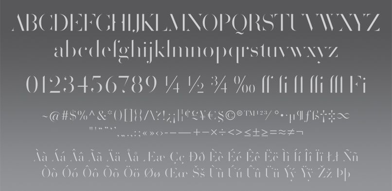 Volterra - Best Sellers - Browse fonts