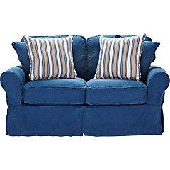 Cindy Crawford Home Beachside Blue 7 Pc