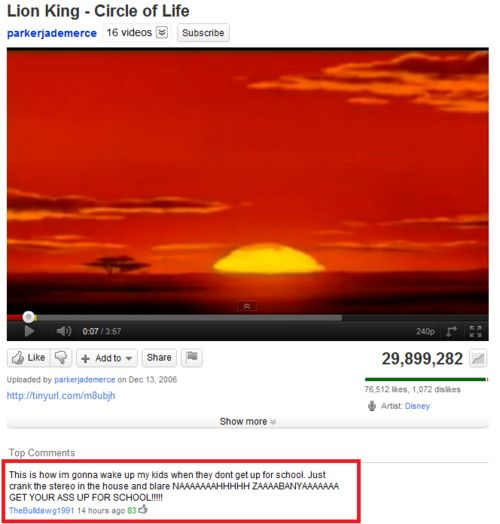 25 YouTube Comments That Are Actually Funny