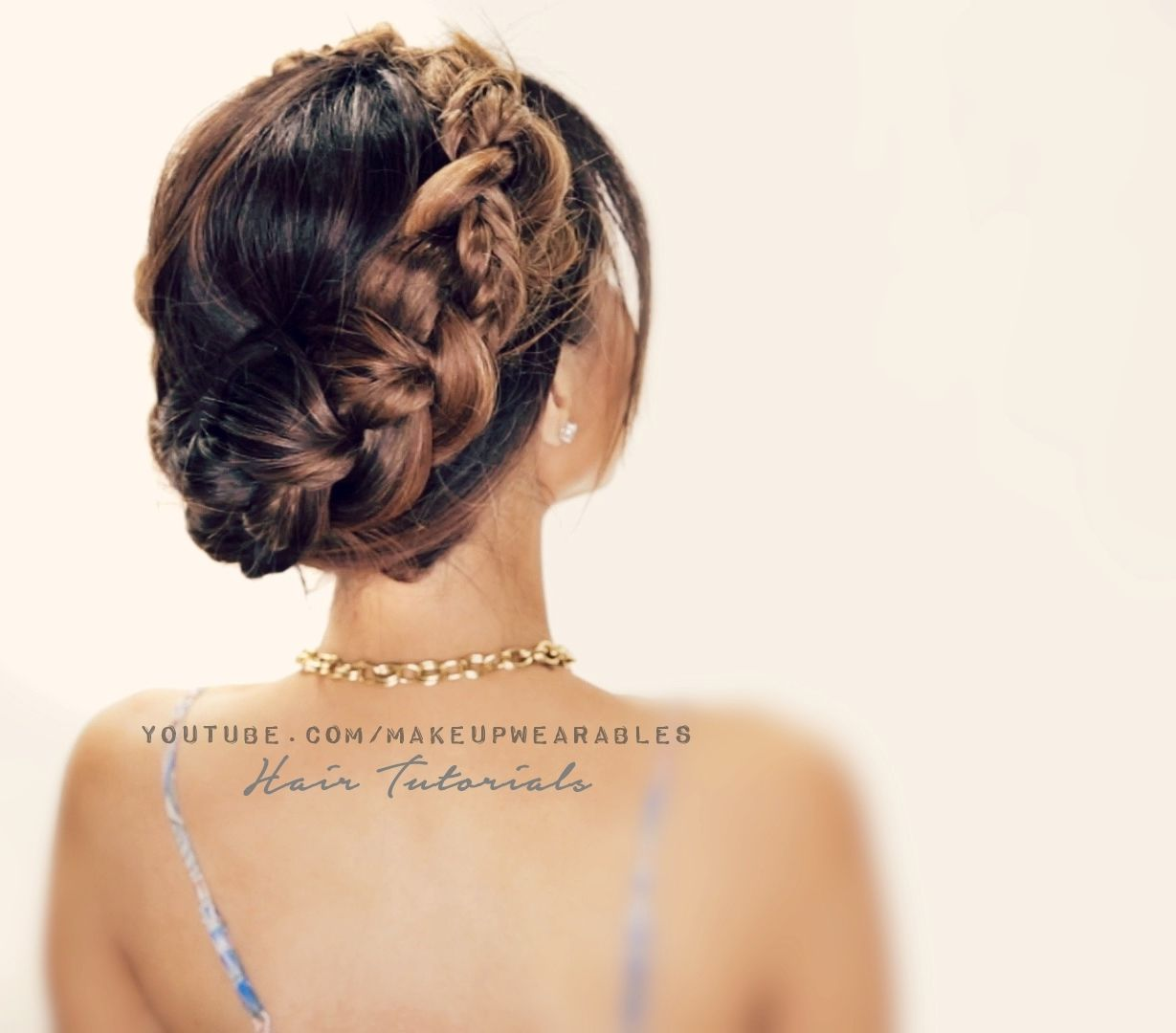 amazingly easy back to school hairstyles with merged braids