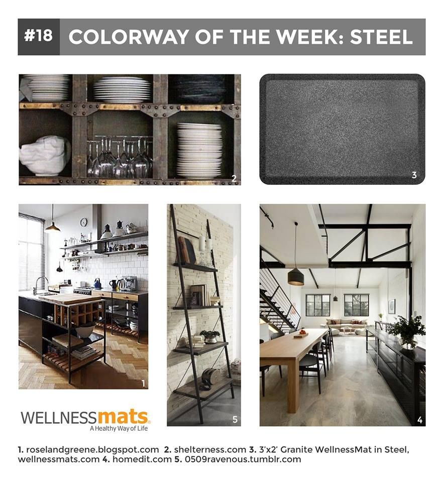 STEEL | Inspired by # rustic home designs, the # Granite ...