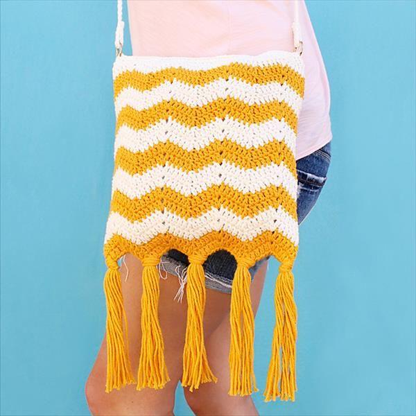 Diy Crochet Owl Tote Pattern Diy Crochet Tote Pattern And Crochet