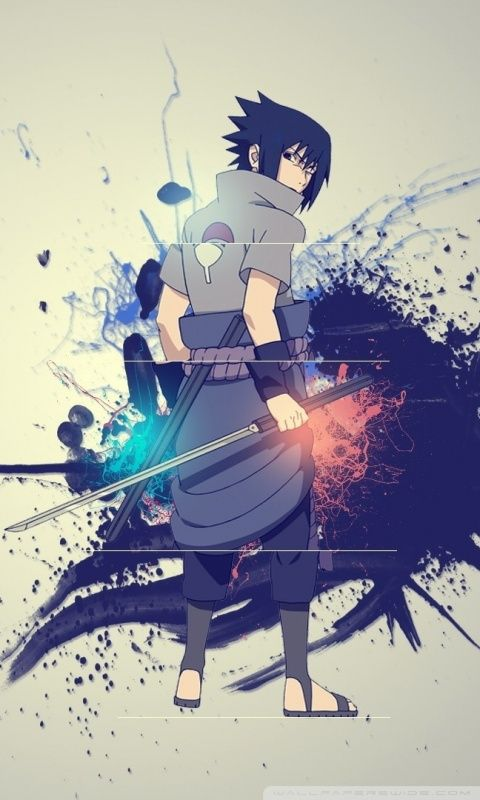 The Last Naruto In Team 7 Wallpaper Naruto And Sasuke Wallpaper