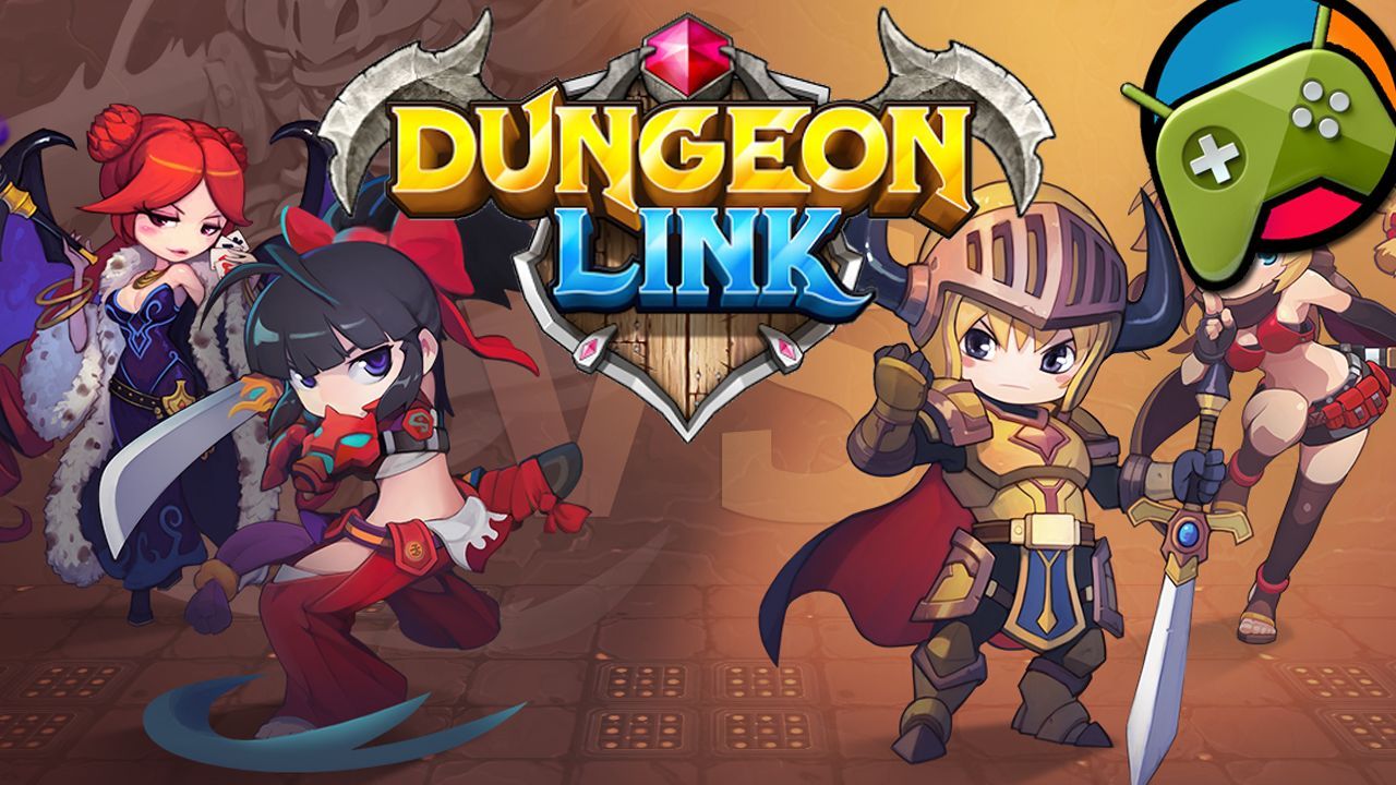 Dungeon Link Best android games, Free games, Rpg