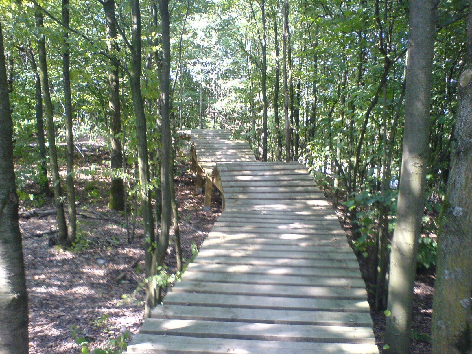 Mountainbike route Parkstad Limburg (NL)