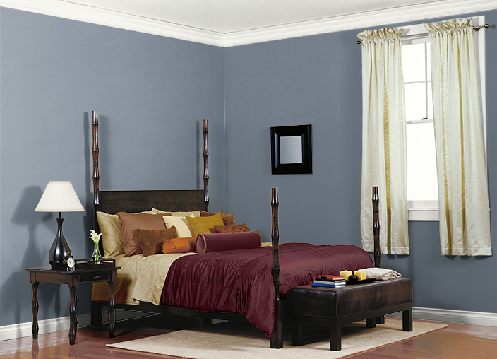 This is the project I created on Behr.com. I used these colors ...