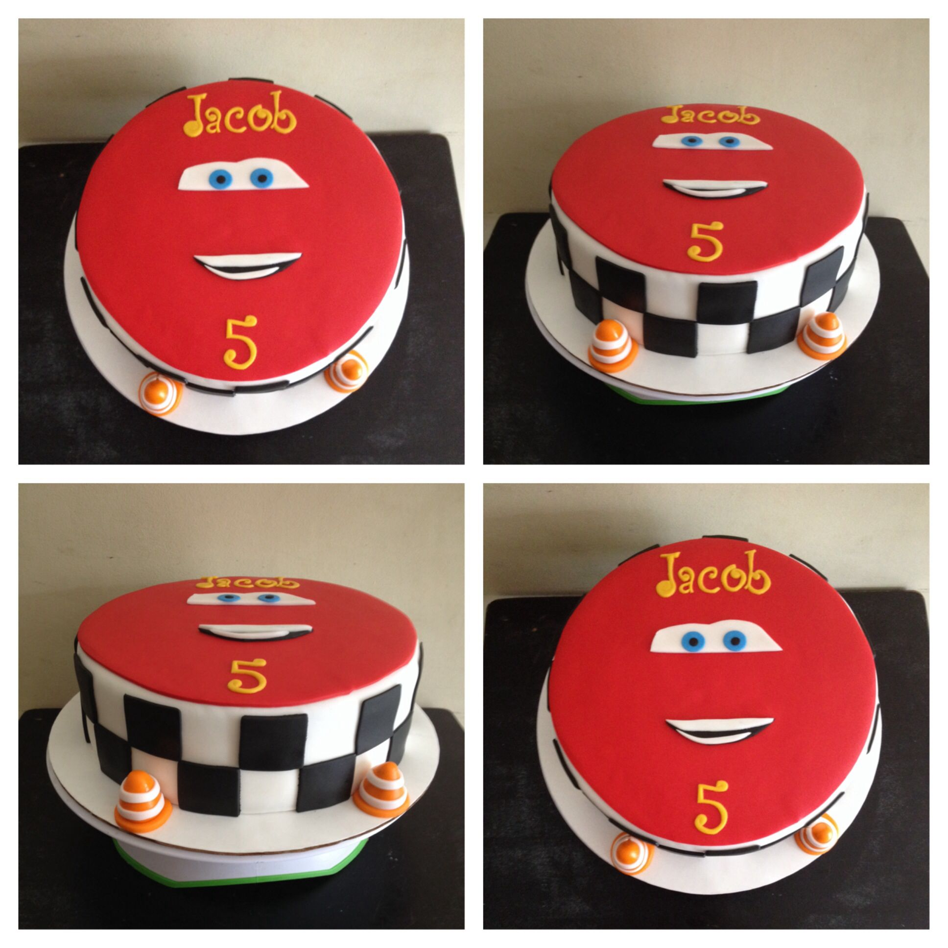 LIGHTNING McQUEEN CAKE CAKES Pinterest Lightning mcqueen cake