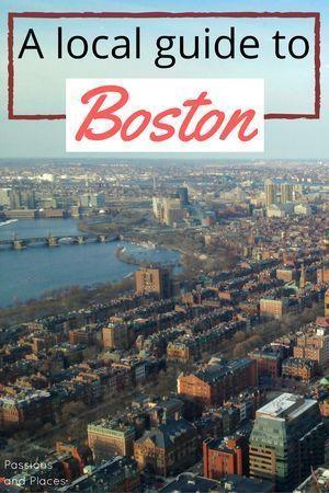 The Ultimate Boston Bucket List Massachusetts Travel Usa Travel
