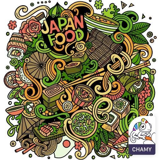 Pin by лёна 😗 on Chamy | Coloring pages, Cards, Color design