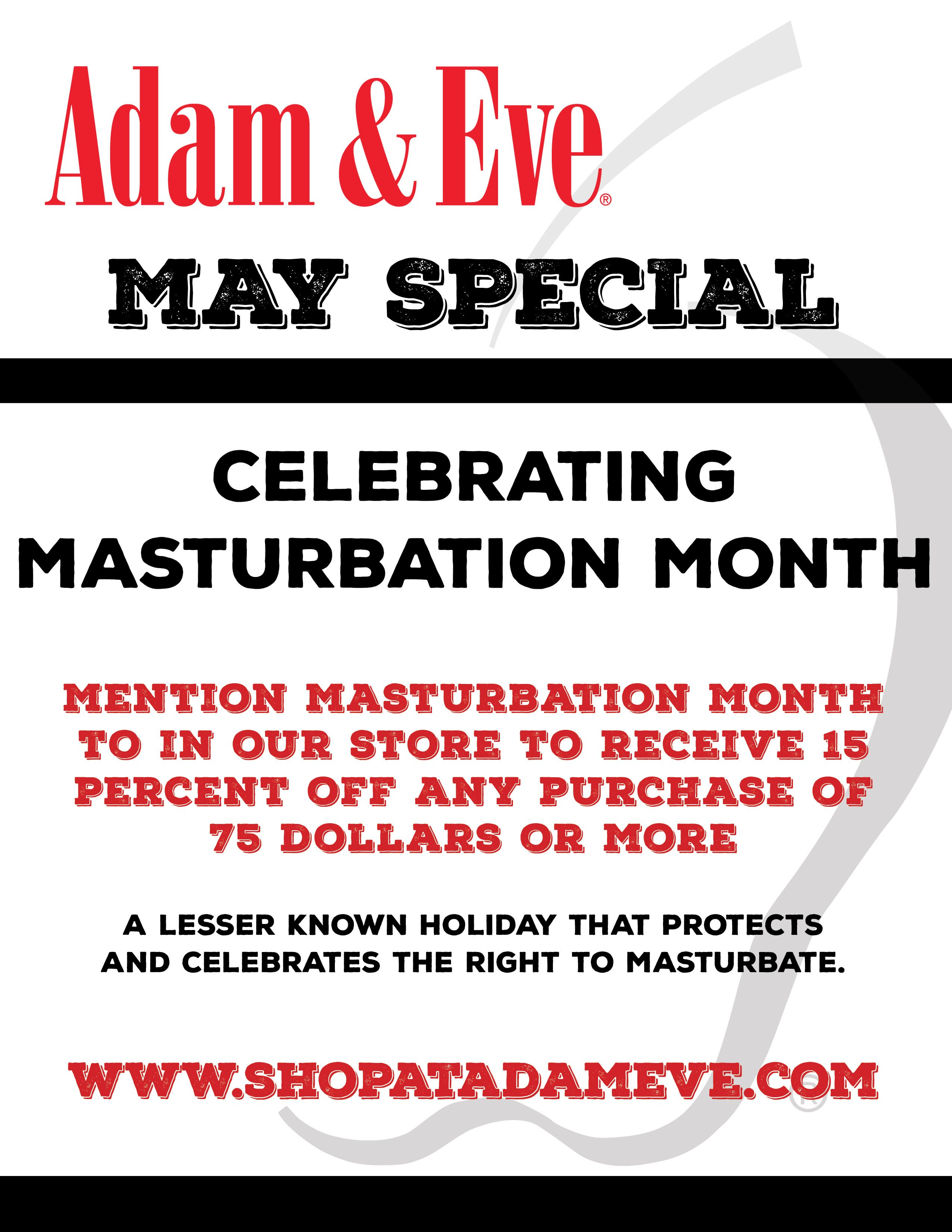 May Special Mention Month To In Our Store To Receive 15 Percent Off Any Purchase Of 75 Dollars Or More