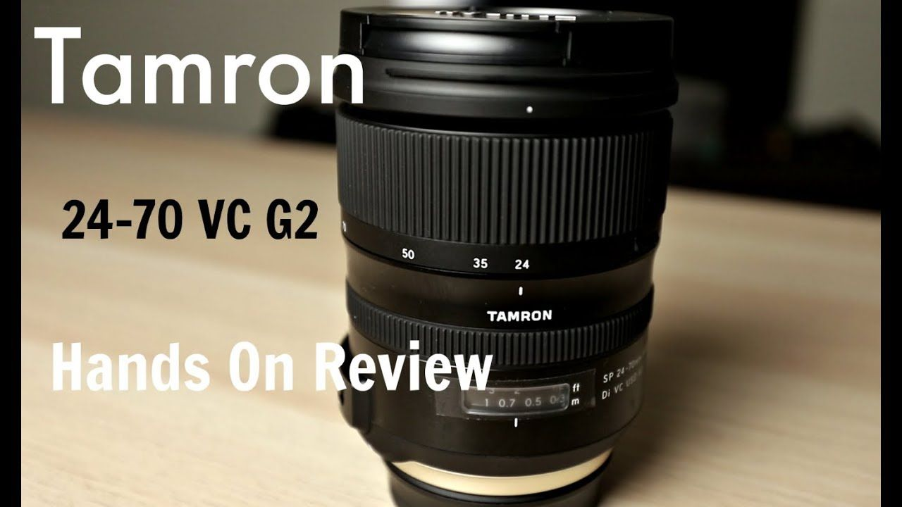Pin On Tamron 24 70mm G2 Lens