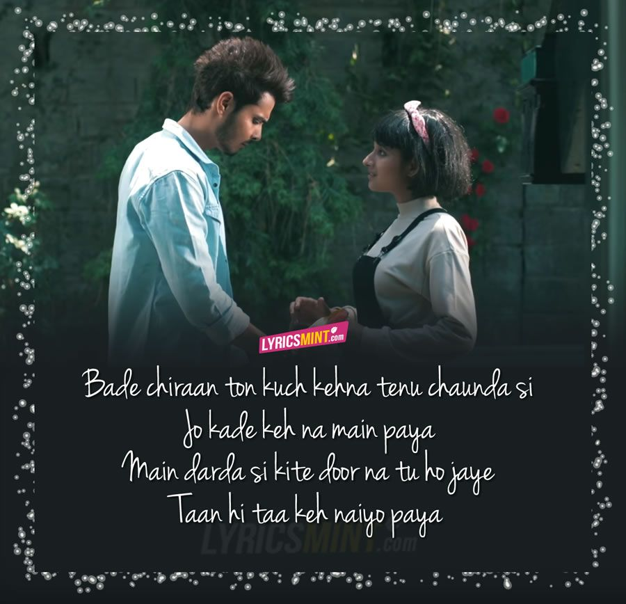 Punjabi Love Quote Punjabi Songs Lyrics Lyricsmint Pinterest