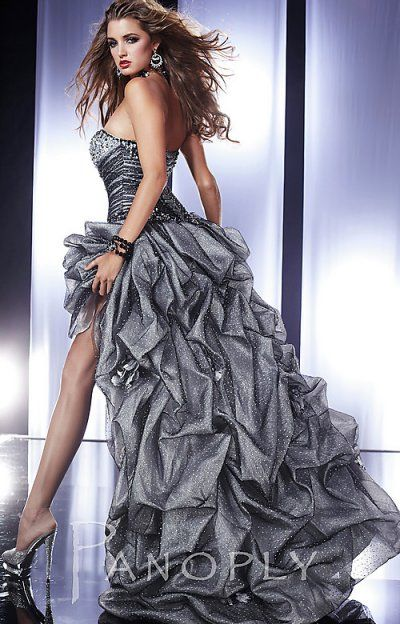 1000  images about Prom on Pinterest  One shoulder Gorgeous prom ...