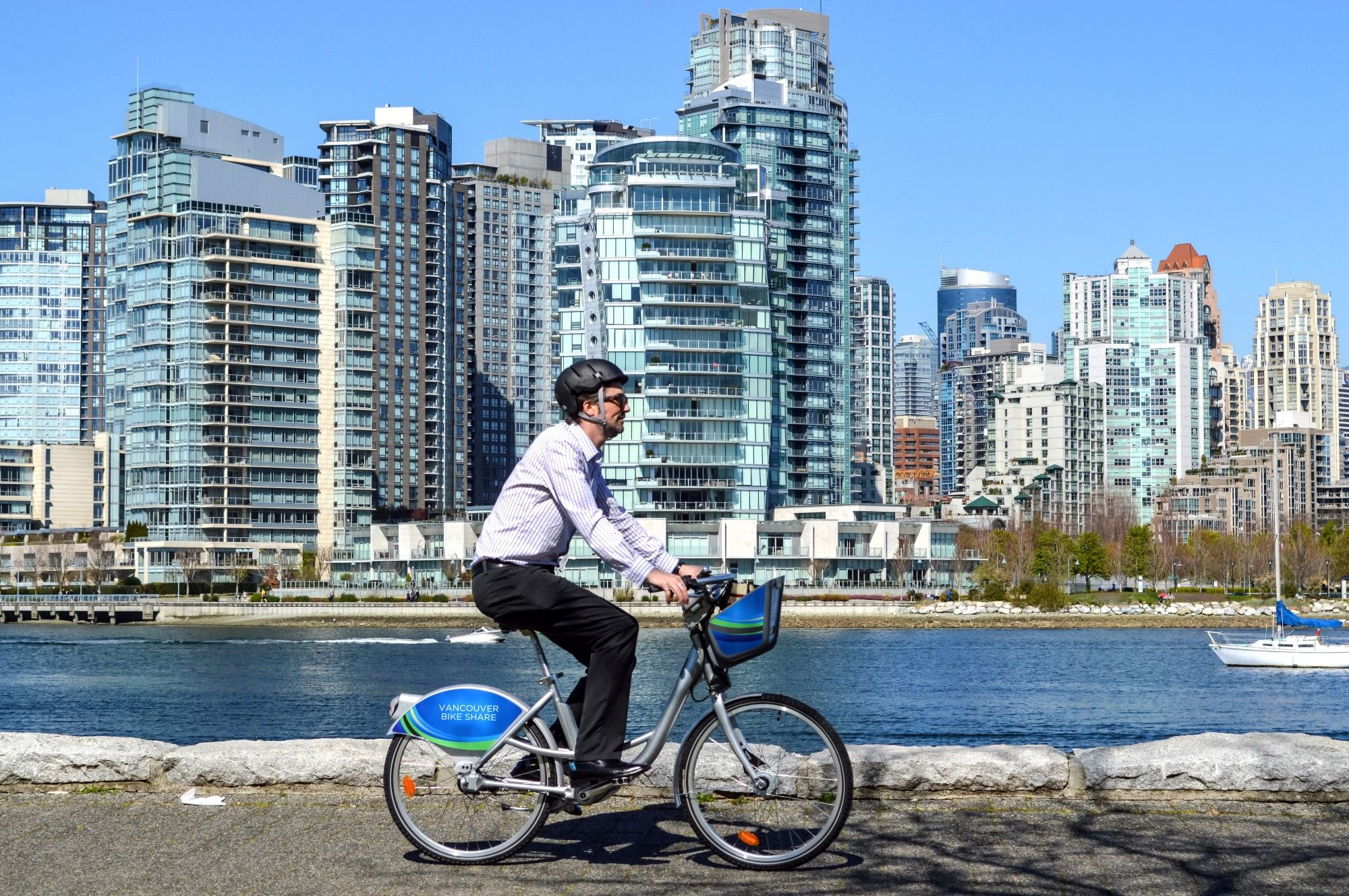 Vancouver's bike share program is tentatively scheduled to launch June 30.