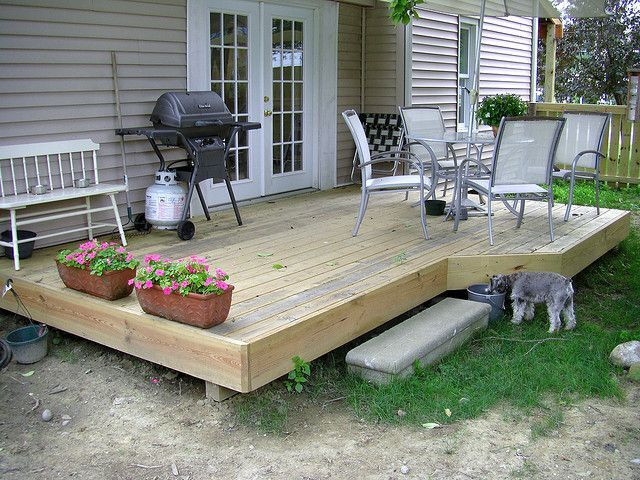 Cute Simple Deck, Would Just