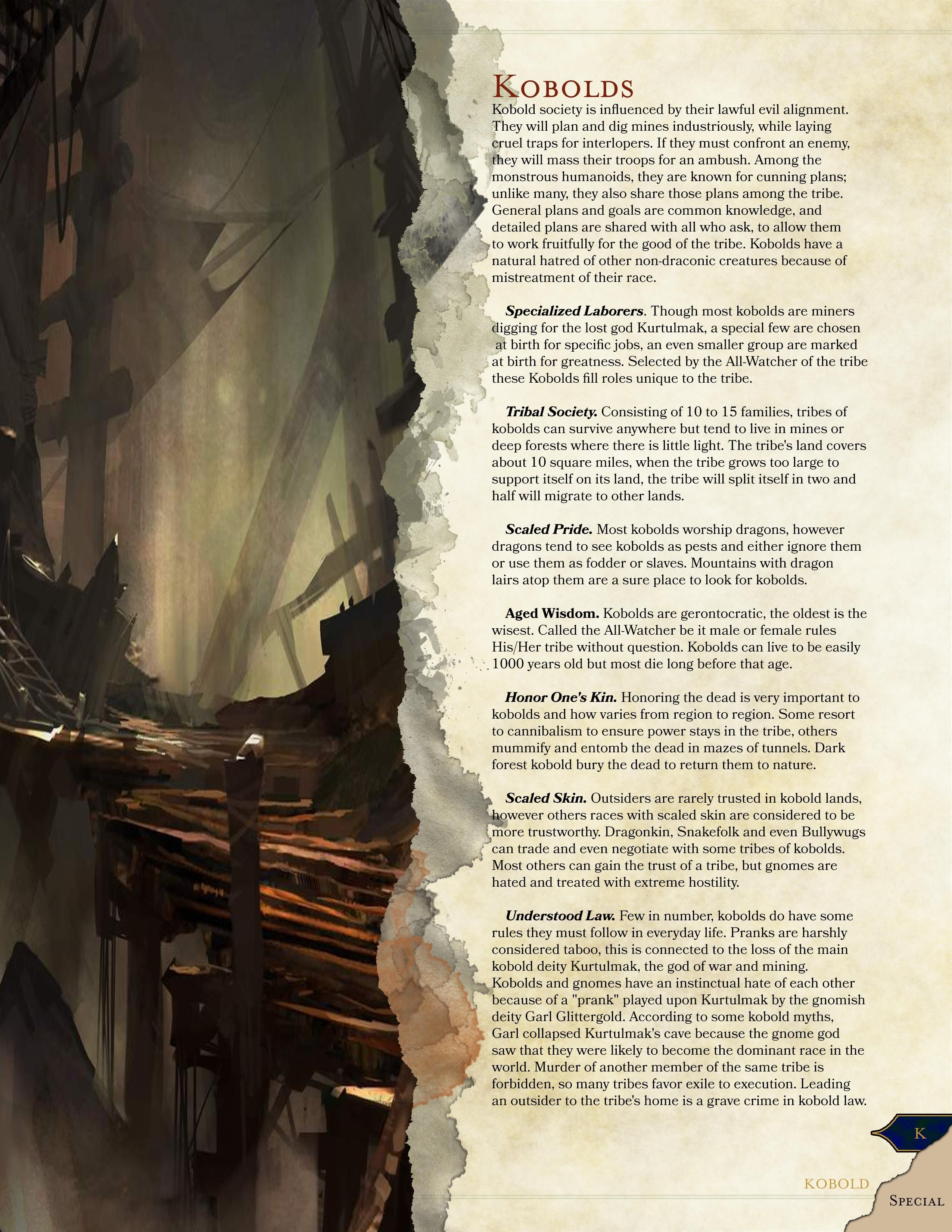 Monster A Day Hi-res Monster pages in 2019 | Gaming | Dnd 5e