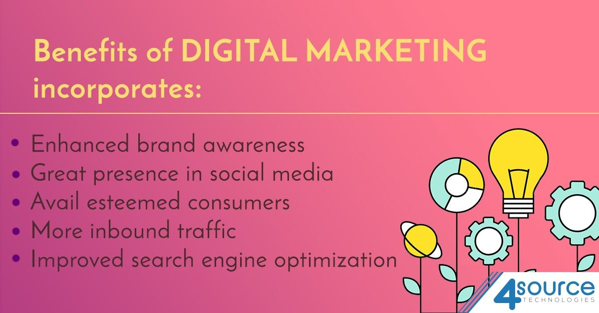 Being digital will surely assist your business to get