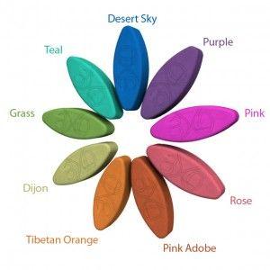Namastegg-Colors