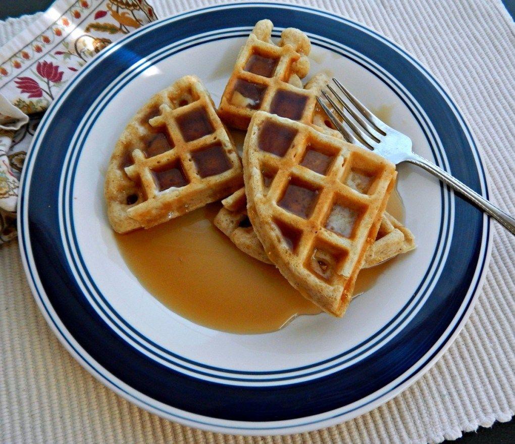 Alton Browns Really Good Waffles | Breakfast bites. Alton brown waffles. Alton brown
