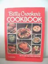 BETTY CROCKER'S COOKBOOK 1980 NEW & REVISED EDITION INCLUDING MICROWAVE RECIPES