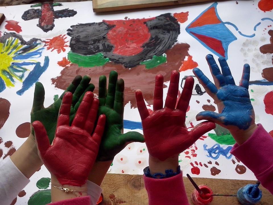 Pittura Bambini ~ Nell ambito del laboratorio di pittura i bambini avranno modo di