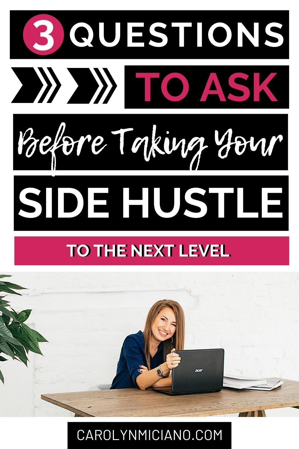 Photo of 3 Questions to Ask Before Taking Your Side Hustle to the Next Level