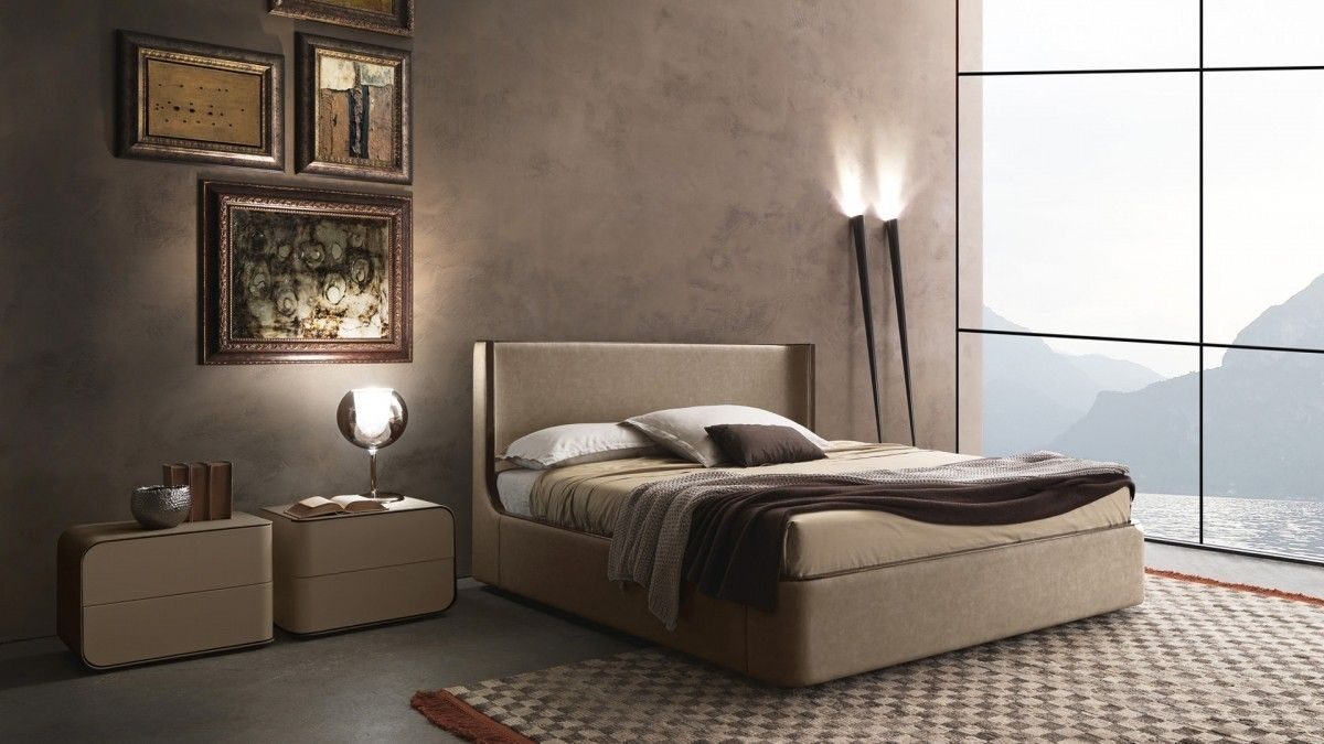 Presotto Bedroom Pinterest Furniture Bed Design Double Beds  # Meuble Design Zein Chloe
