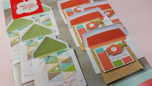 Bits and Boxes: @PaperPumpkin June 2015 Craft Subscription Box Review #paperpumpkin #stampinup #subscriptionbox