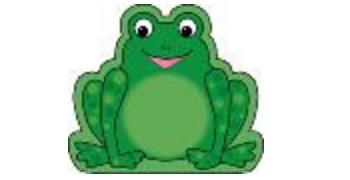 Get ready for National Frog Month in April with Creative Shapes Etc. frog notepads, stickers and cut-outs! #Frog #NationalFrogMonth #Create
