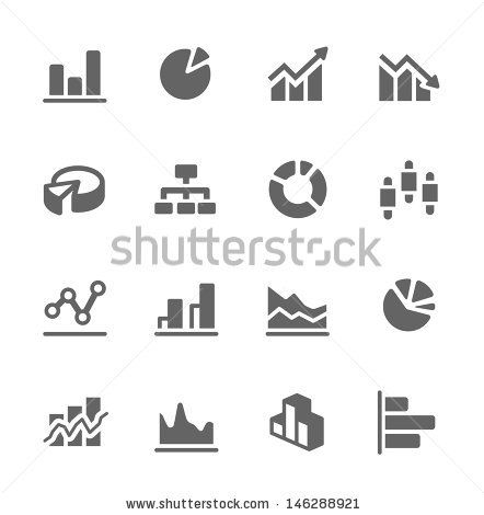 Simple set of diagram and graphs related vector icons for your simple set of diagram and graphs related vector icons for your design ccuart Choice Image