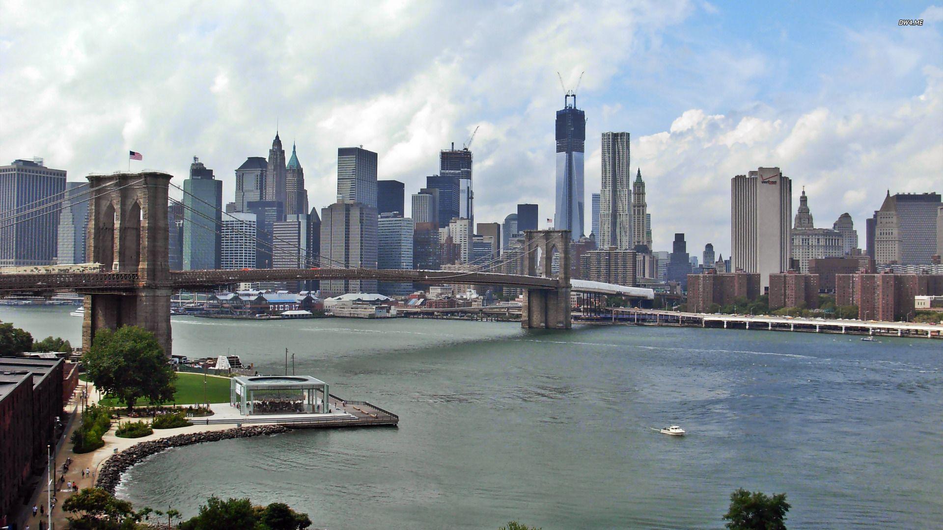 Brooklyn Bridge Wallpaper 3d - Google претрага