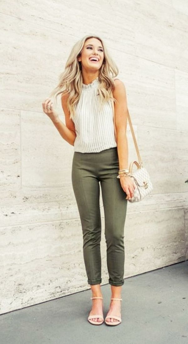 8bac41667b5 40 Non-Boring Casual Spring Work Outfits ideas 2019