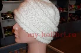 картинки по запросу вязаные шапки для пожилых женщин шапки