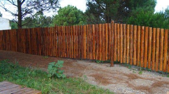 Cercos perimetrales cercos vivos new life - Vallas jardin baratas ...