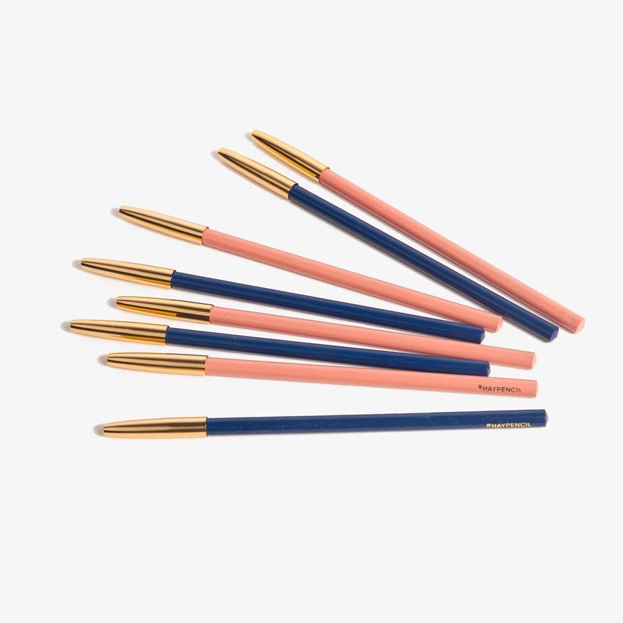 Normann Copenhagen Pencil Sharpener Gold