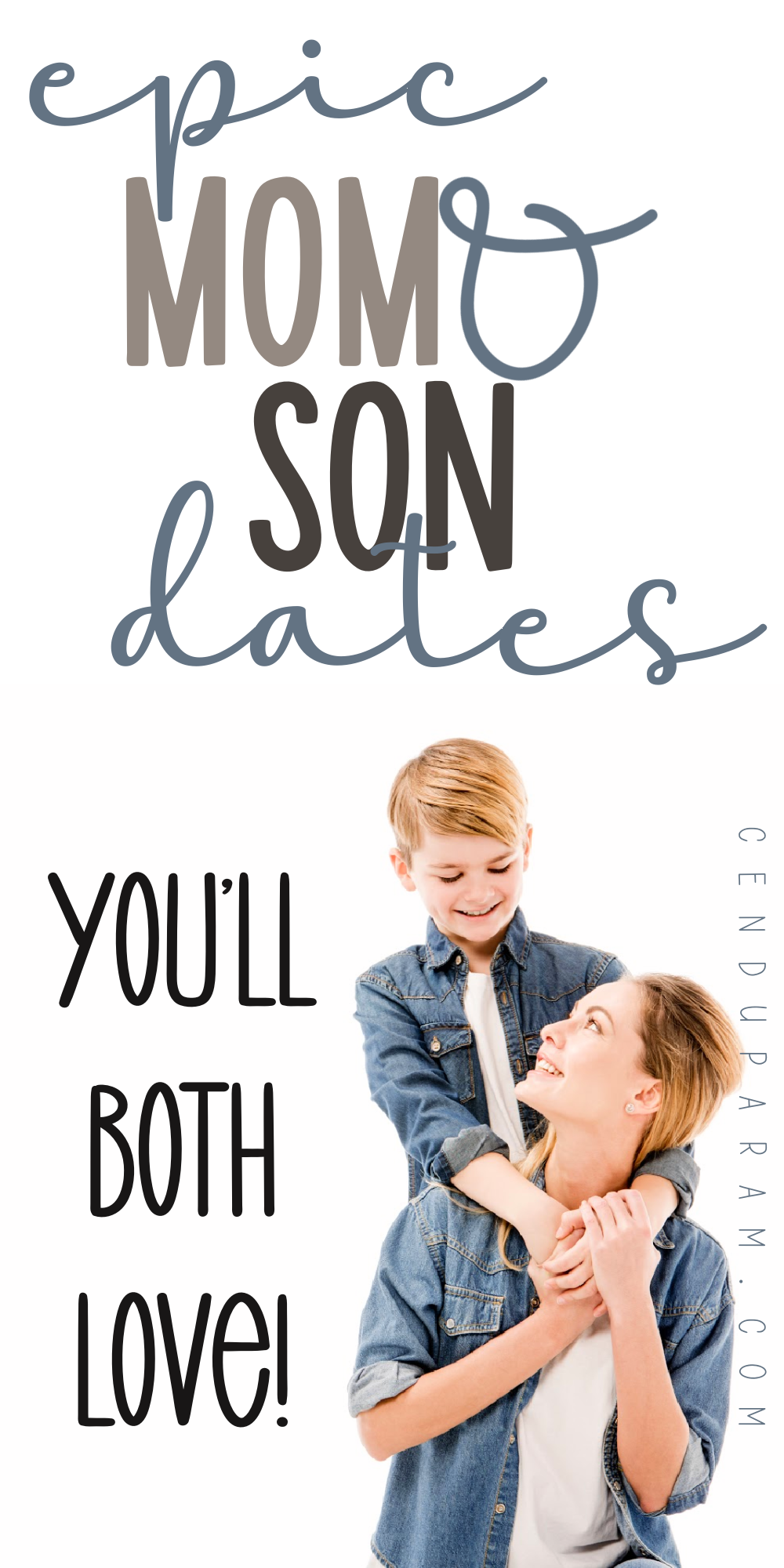 Fun Mom and Son Quality Time Date Ideas