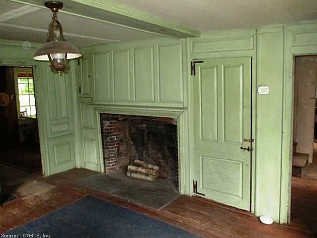 Colonial Wall Paneling : Th century inn fireplaces colonial google search
