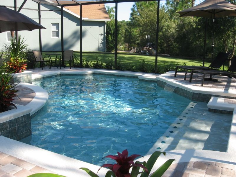 Davenport swimming pool prices orlando pool design for Pool design orlando florida
