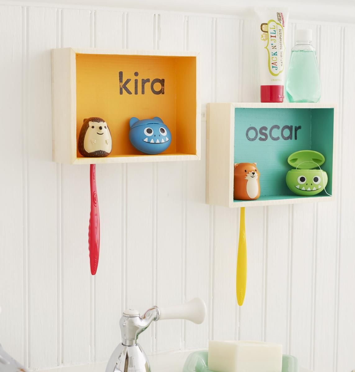 Photo of 7 Clean, Kid-Friendly Bathroom Ideas
