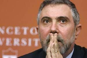 """Paul Krugman shreds Jeb Bush and the GOP for believing America is a """"nation of takers"""""""