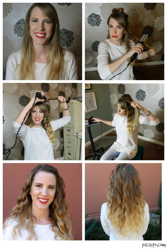 How To Use A Deep Waver Deep Waver Hair Waver Bed Head Wave Artist