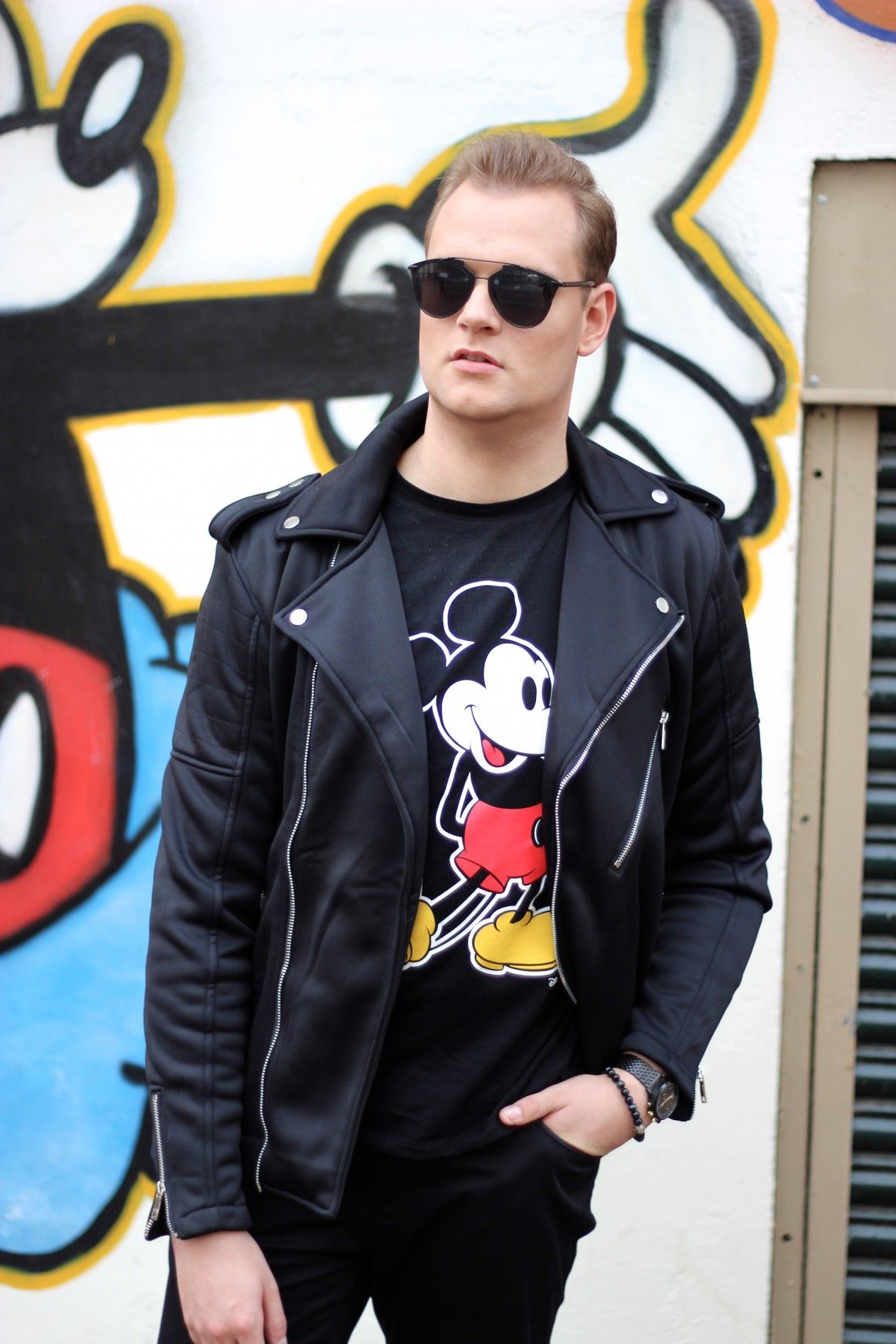 Mickey Mouse By Just Kvn