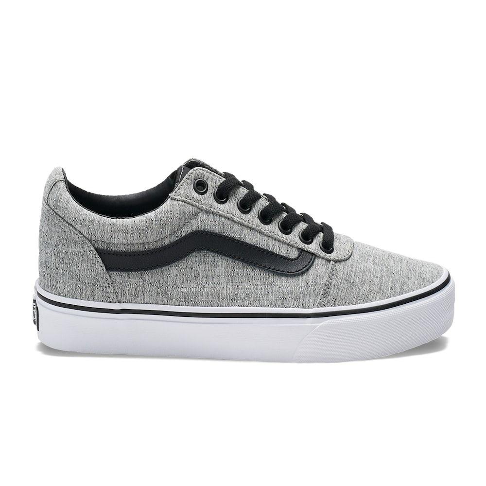 d1f96d43bf2646 Vans Ward Low Boys  Skate Shoes