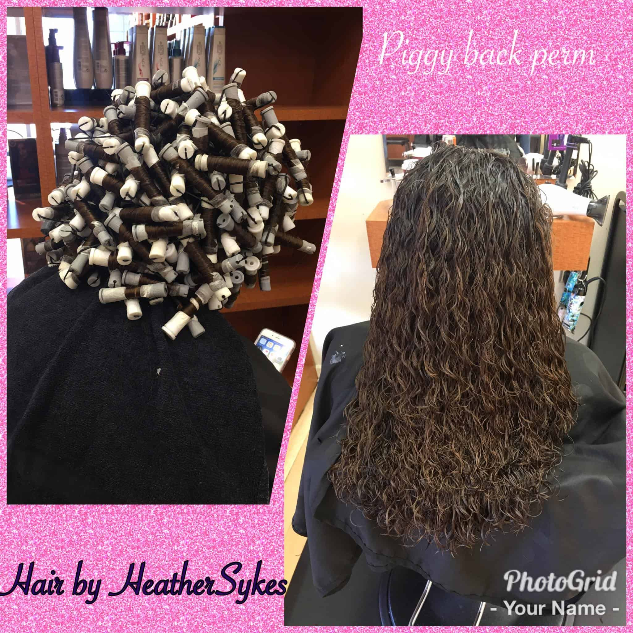 13 Modern Day Perms In 2019 With Before After Pictures Permed Hairstyles Long Hair Perm Spiral Perm