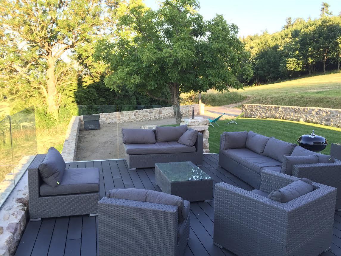 Best Salon De Jardin En Resine Tressee Venezia Ideas - Payn.us ...