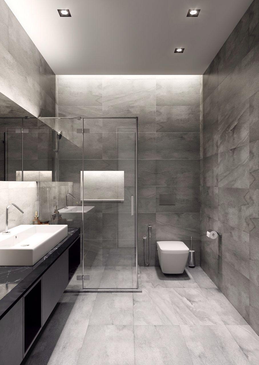 Beleuchtung, Badezimmer, Architektur, Design Referenz, Badezimmer  Einrichtung, Moderne Inneneinrichtung, Skandinavische Inneneinrichtung,  Scandinavian Style ...