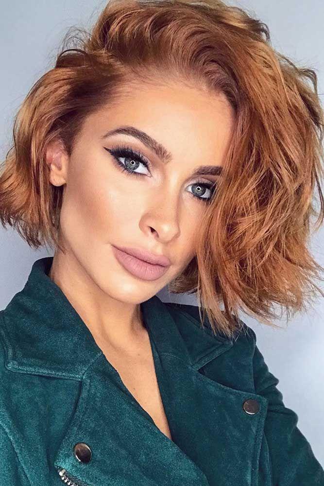 25 Cute Short Hairstyles & Haircuts 2020