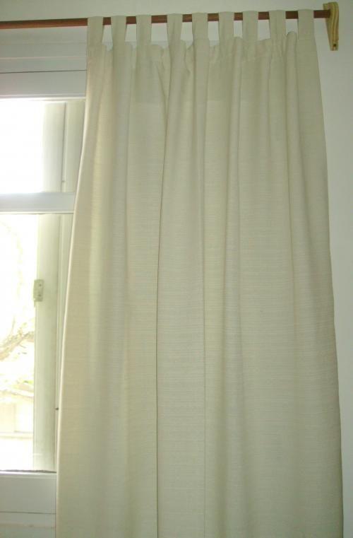 Cortinas de tela, modelos exclusivos, dormitorio, comedor, etc ...