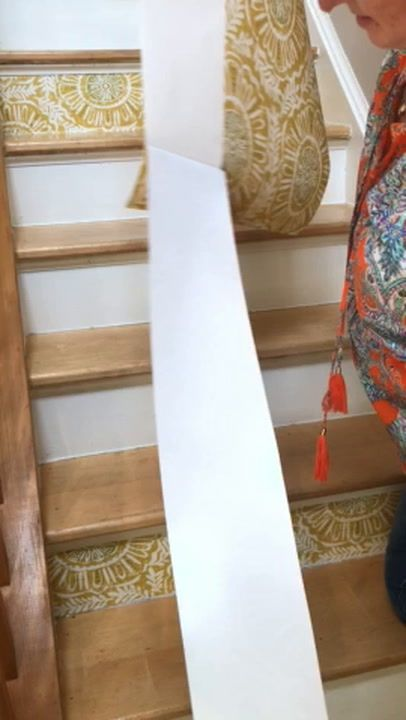 Budget Friendly Staircase Makeover Staircase makeover